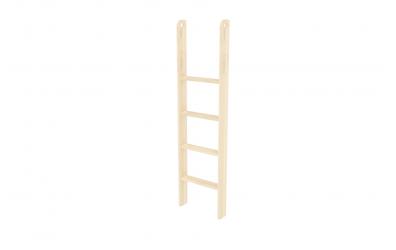 Rebrík k palande nízkej  zvislý s otvormi smrek