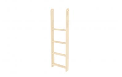 Rebrík k palande nízkej  na bočnici s otvormi smrek