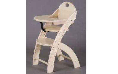 Stolík k stoličke Klára 1 smrek