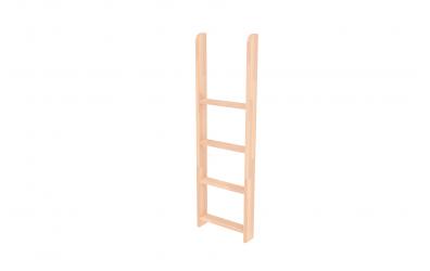 Rebrík k palande nízkej  na bočnici buk cink