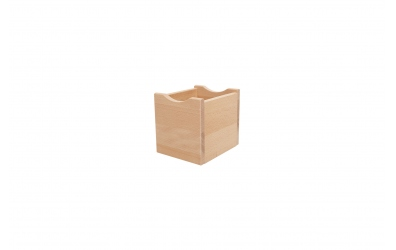 Krabica na ceruzky buk cink