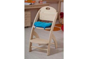 Sedák na Kláru 1 - tyrkysovo modrý