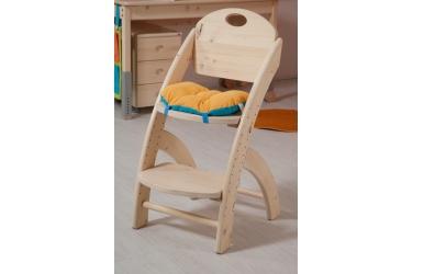 Sedák na Kláru 1 - žlto tyrkysový