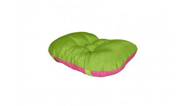 Sedák na Kláru 1  Zeleno/ružový