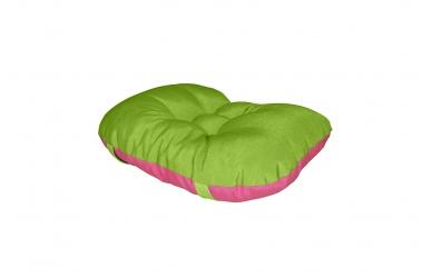 Sedák na Kláru 1 - zeleno ružový