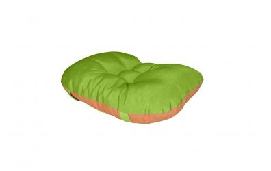Sedák na Kláru 1 - zeleno oranžový