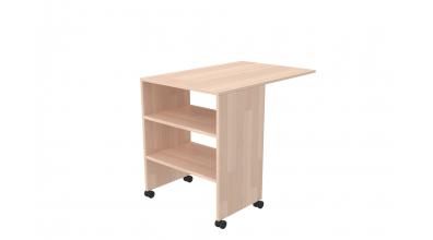 Výsuvný stôl, buk cink