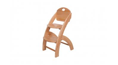 Rostoucí židle Klára 1 buk cink