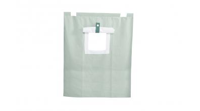 Závesná textília PASTEL palanda nízka - mentolová