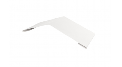 Textília strieška na domček D265 - biela