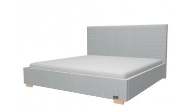 Čalúnená posteľ Nobilia, 200x200, MATERASSO