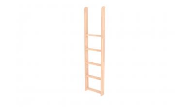 Rebrík k palande  na bočnici buk cink