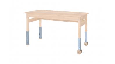Písací stôl, buk cink