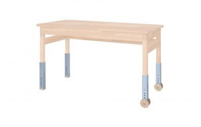 Písací stôl buk cink