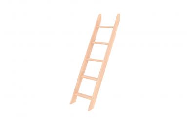 Rebrík k palande  šikmý buk cink