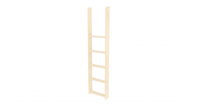 Rebrík k palande  na bočnici smrek
