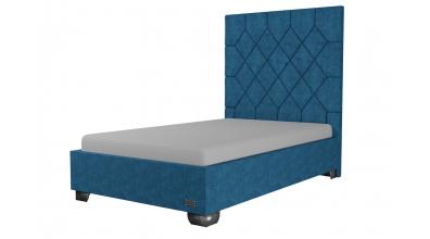 Čalúnená posteľ Rhombus,120x200, MATERASSO