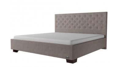 Čalúnená posteľ Velorum,200x200, MATERASSO