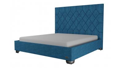 Čalúnená posteľ Rhombus,200x200, MATERASSO