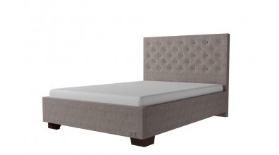 Čalúnená posteľ Velorum,140x200, MATERASSO