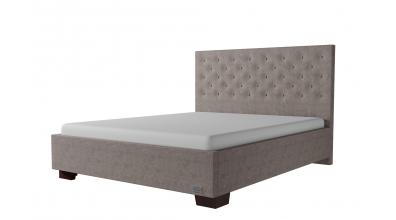 Čalúnená posteľ Velorum,160x200, MATERASSO