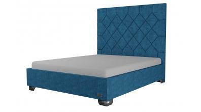 Čalúnená posteľ Rhombus,160x200, MATERASSO