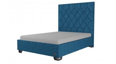 Čalúnená posteľ Rhombus,140x200, MATERASSO