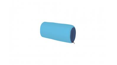 Textilný chránič krátky - tyrkysovo modrý