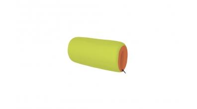 Textilný chránič krátky  zeleno/oranžový