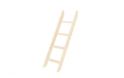 Rebrík k palande nízkej  šikmý smrek