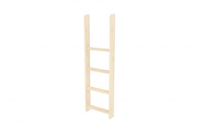 Rebrík k palande nízkej  na bočnici smrek