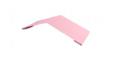 Textília strieška na domček - pastel ružová