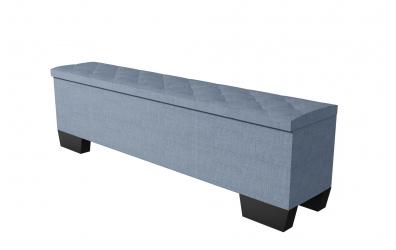 Čalouněný taburet Alesia proš. 200 cm, MATERASSO