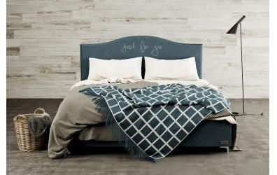 Čalúnená posteľ boxspring NAVY 120x200, MATERASSO