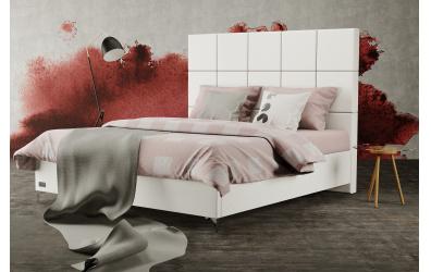 Čalúnená posteľ boxspring GEMINI 120x200, MATERASSO