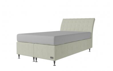 Čalúnená posteľ boxspring FRANCESCA 120x200, MATERASSO