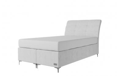 Čalúnená posteľ boxspring CLAUDIA 120x200, MATERASSO
