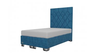 Čalúnená posteľ boxspring RHOMBUS 120x200, MATERASSO