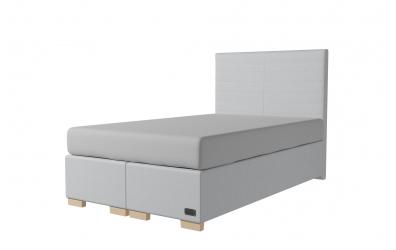 Čalúnená posteľ boxspring NOBILIA 120x200, MATERASSO