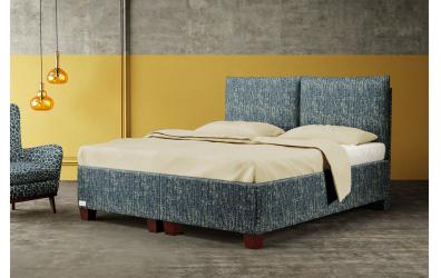 Čalúnená posteľ boxspring KINGSTONE 120x200, MATERASSO