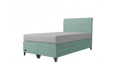 Čalúnená posteľ boxspring SIENA 120x200, MATERASSO