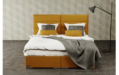 Čalúnená posteľ boxspring CORONA 120x200, MATERASSO