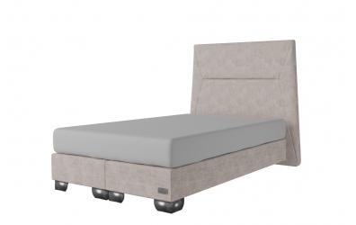 Čalúnená posteľ boxspring MIRACH 120x200, MATERASSO