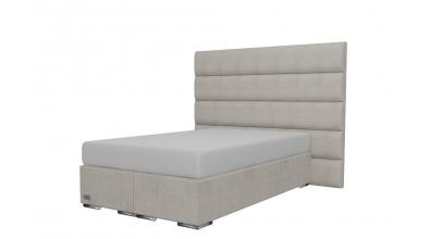 Čalúnená posteľ boxspring HORIZONTAL 120x200, MATERASSO