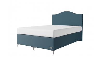 Čalúnená posteľ boxspring NAVY 140x200, MATERASSO