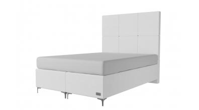 Čalúnená posteľ boxspring GEMINI 140x200, MATERASSO