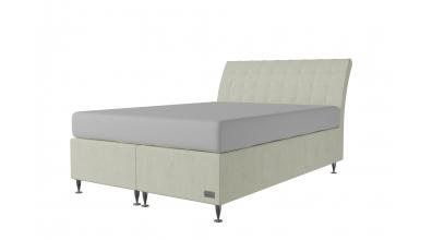 Čalúnená posteľ boxspring FRANCESCA 140x200, MATERASSO