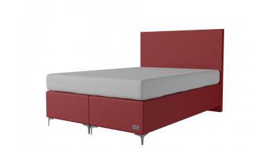 Čalúnená posteľ boxspring SIRIUS 140x200, MATERASSO