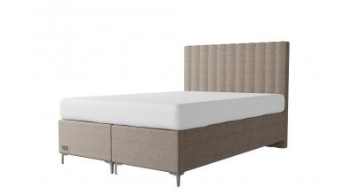 Čalúnená posteľ boxspring BELLATRIX 140x200, MATERASSO