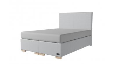 Čalúnená posteľ boxspring NOBILIA 140x200, MATERASSO